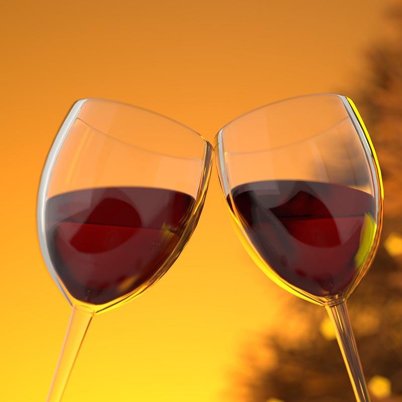 Partage autour du vin